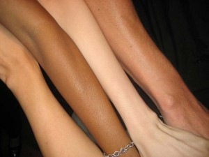 Tipos de piel - Epidermis